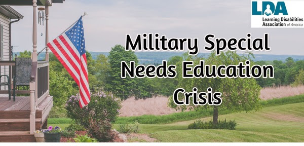 Military Special Needs Education Crisis
